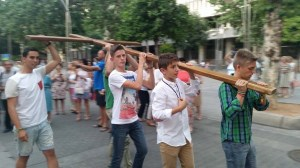 cruz jovenes