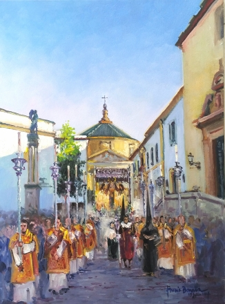 Viernes Santo Compania Nuria Barrera