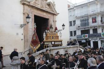 CORDOBA. 02/01/2019. PROCESION DEL NIÑO JESUS DE LA IGLESIA DE LA COMPAÑIA. FOTO: ROLDAN SERRANO. ARCHCOR.