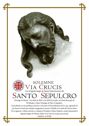 Cartel Via Crucis 2019