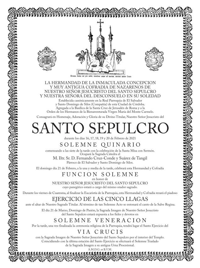Cartel Quinario 2021jpg